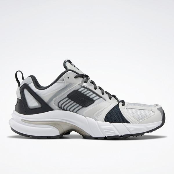 Reebok Unisex Premier Running Shoes in Grey / Black