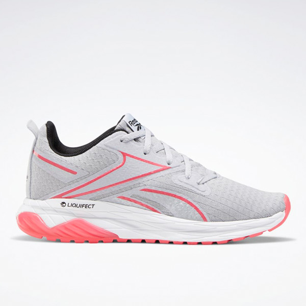 Reebok Liquifect Spring Women's Running Shoes in Grey / Pink