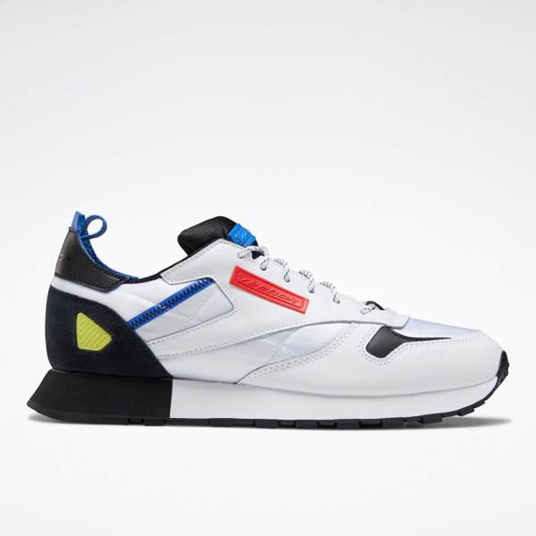 Reebok Classic Leather Ree:Dux Unisex Shoes in White