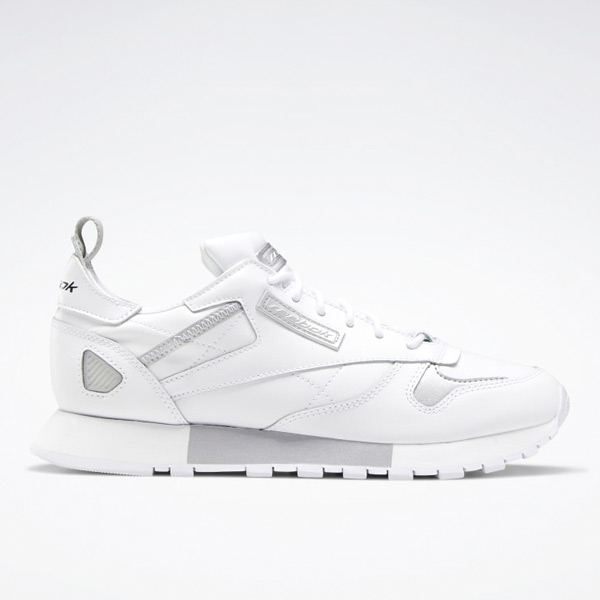 Reebok Classic Leather Ree:Dux Women's Shoes in White