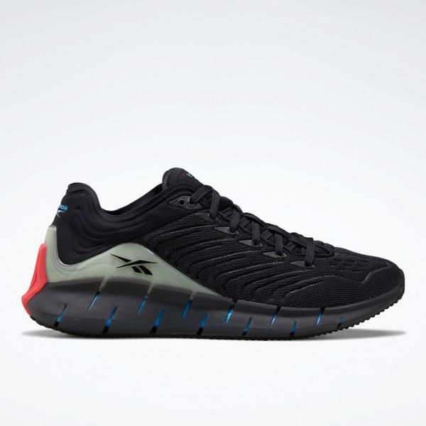 Reebok Zig Kinetica Men's Lifestyle Shoes in Black