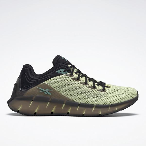 Reebok Zig Kinetica Men's Lifestyle Shoes in Lemon Glow