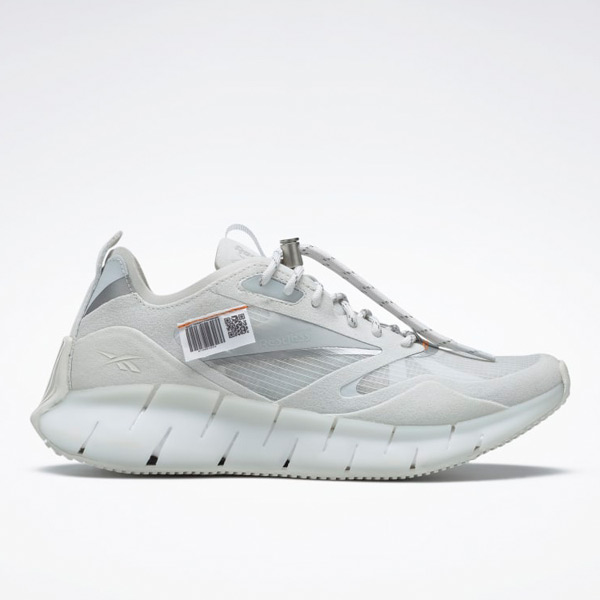 Reebok Zig Kinetica Horizon Women's Lifestyle Shoes in Grey