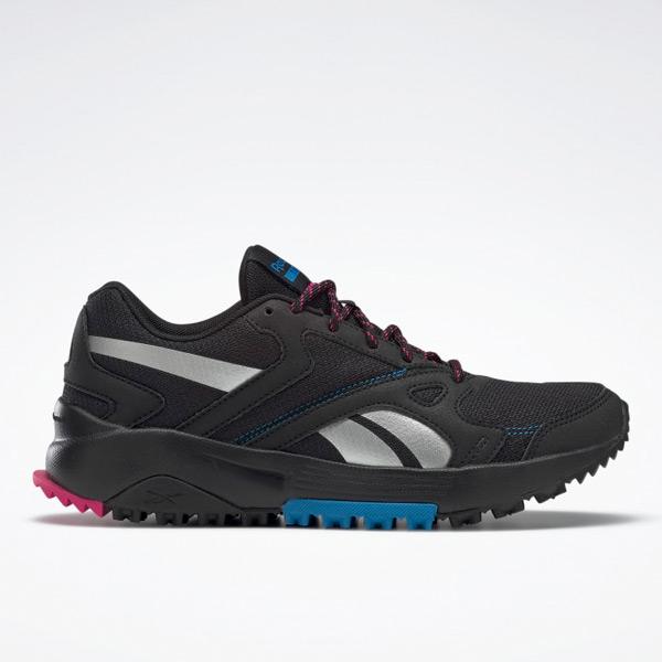 Reebok Lavante Terrain Women's Running Shoes in Black