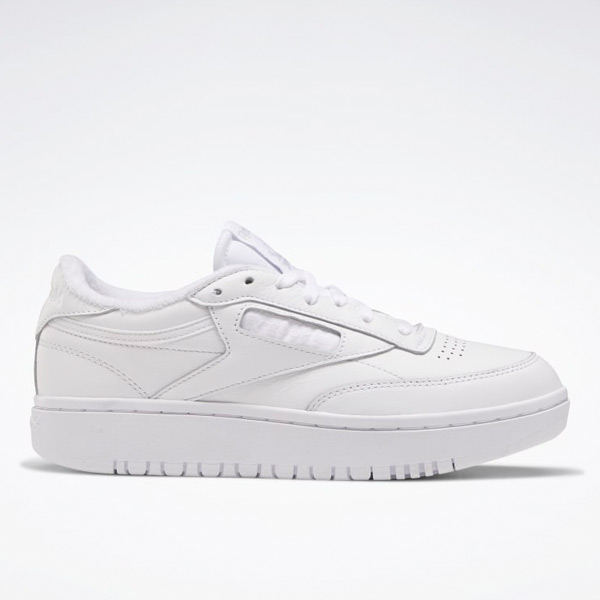 Reebok Women's Club C Double Court Shoes in White