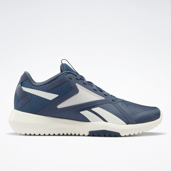 Reebok Flexagon Force 2 D Women's Training Shoes in Blue