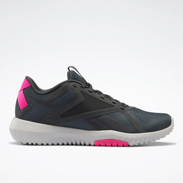Reebok Flexagon Force 2 Women's Training Shoes in Grey