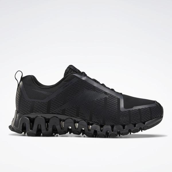 Reebok ZigWild Trail 6 Men's Running Shoes in Black
