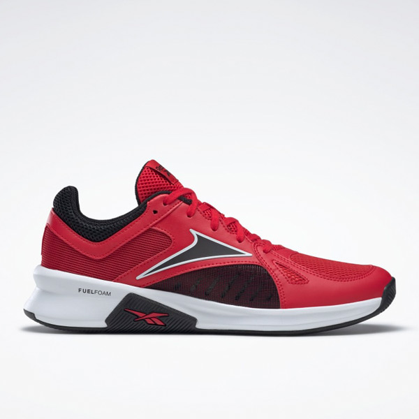 Reebok Advanced Trainer Men's Cross Training Shoes in Red