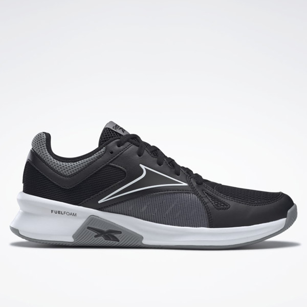 Reebok Advanced Trainer Men's Training Shoes in Black / Grey