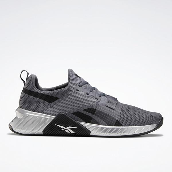 Reebok Flashfilm Train 2 Men's Training Shoes in Grey