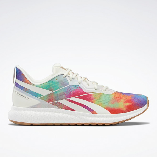 Reebok Unisex Forever Floatride Energy 2 Pride Running Shoes in Multi-Color