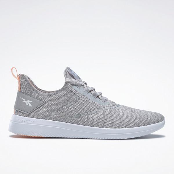 Reebok PennyMoon Women's Lifestyle Walking Shoes in Grey