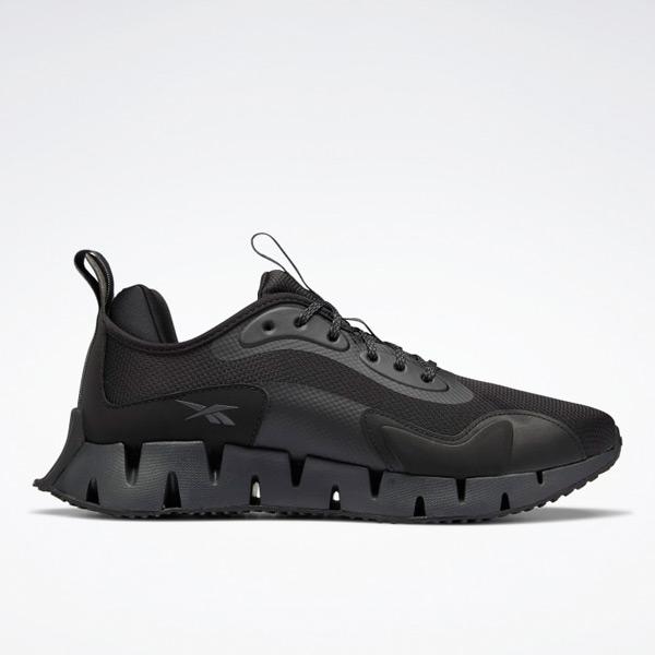 Reebok Zig Dynamica Men's Running Shoes in Black