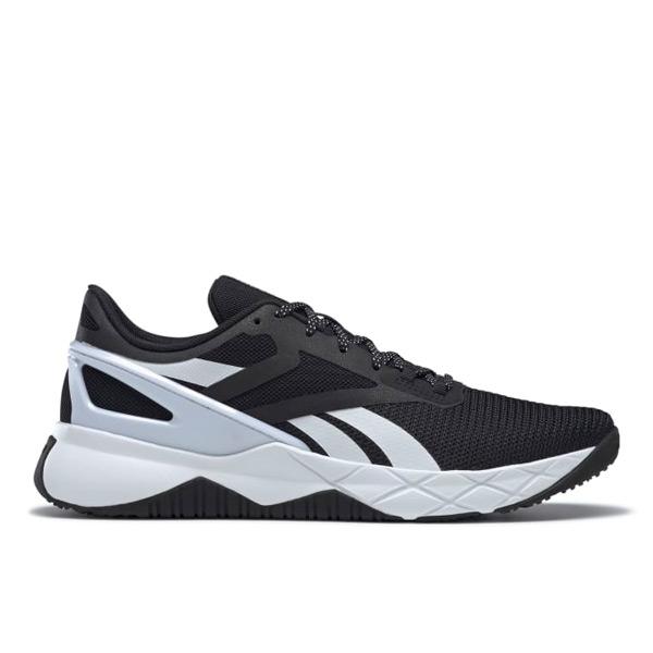 Reebok Nanoflex TR Men's Cross Training Shoes in Black / White