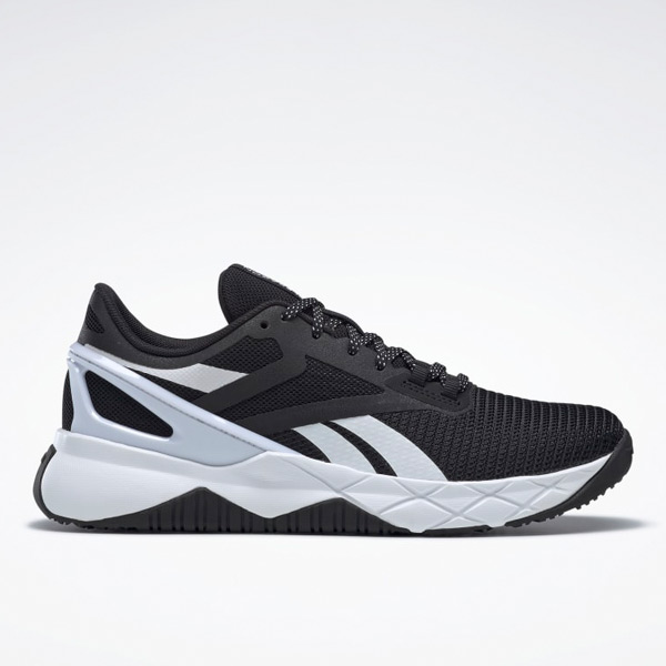 Reebok Nanoflex TR Women's Cross Training Shoes in Black / White