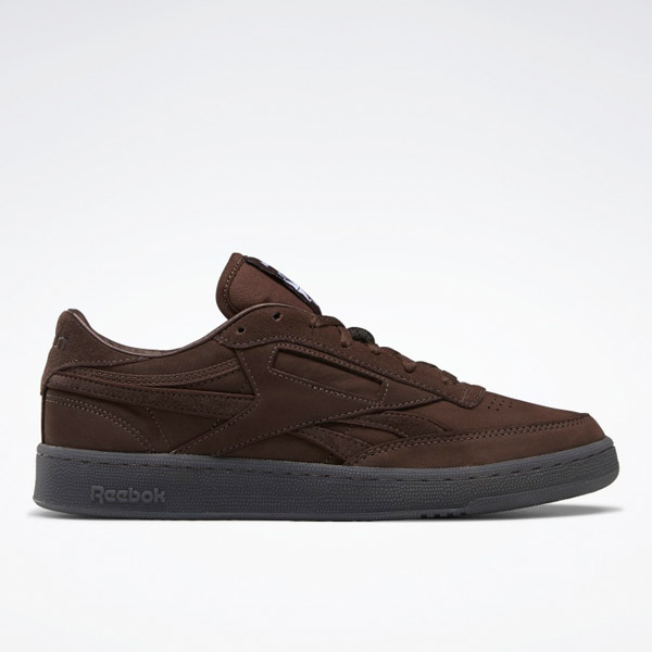Reebok Club C Revenge Men's Court Shoes in Dark Brown