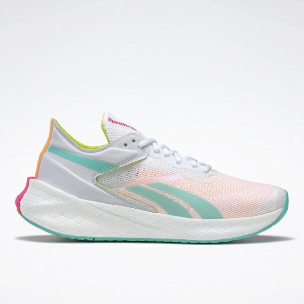 Reebok Floatride Energy Symmetros Women's Running Shoes in White