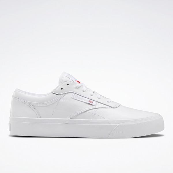 Reebok Unisex Club C Coast Court Shoes in White