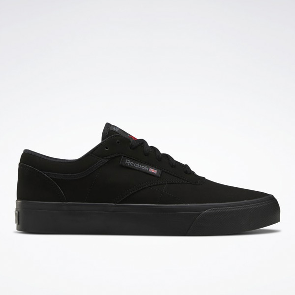 Reebok Unisex Club C Coast Court Shoes in Black