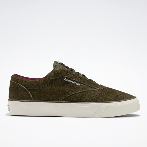 Reebok Unisex Club C Coast Court Shoes in Poplar Green