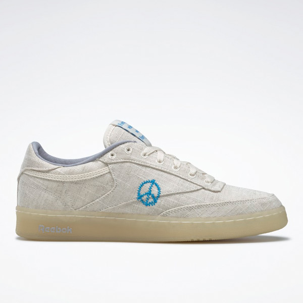 Reebok STORY mfg. Club C 85 Unisex Court Shoes in Non-dyed