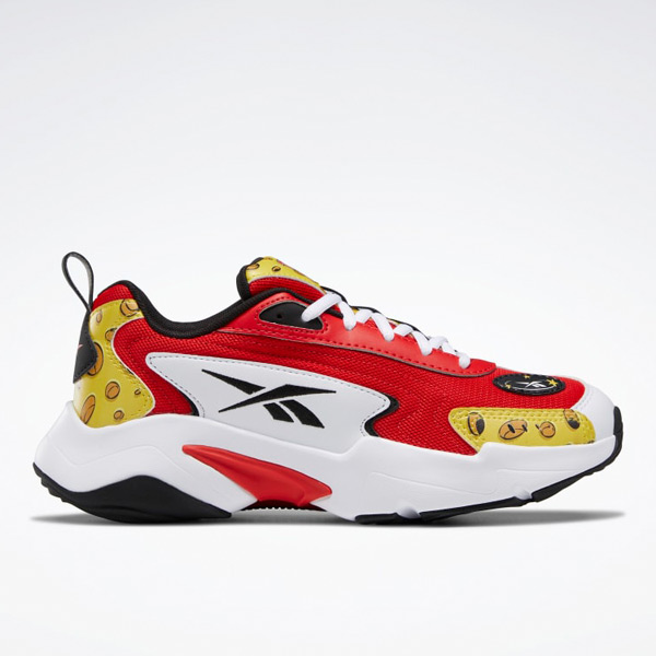 Reebok Tom and Jerry Vector Runner Women's Lifestyle Shoes in Red / White