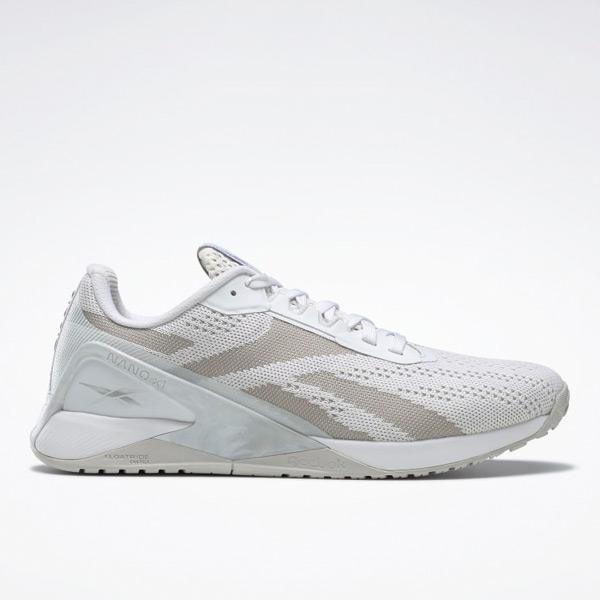 Reebok Nano X1 Women's Training Shoes in White