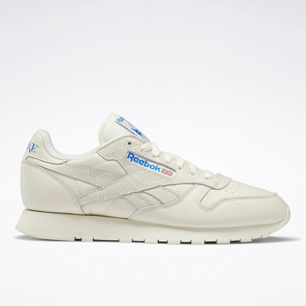 Reebok Unisex AWAKE Classic Leather Lifestyle Shoes in Sandtrap