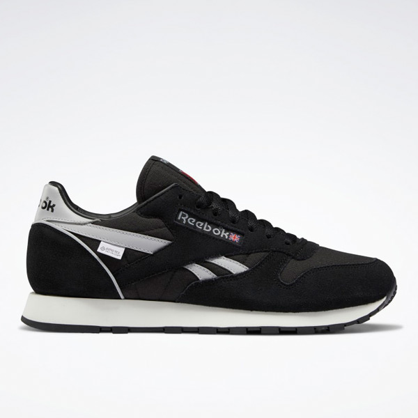 Reebok Unisex Classic Leather GORE-TEX® Lifestyle Shoes in Black