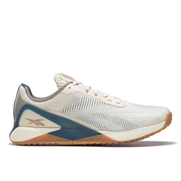 Reebok Nano X1 Vegan Men's Cross Training Shoes in Classic White