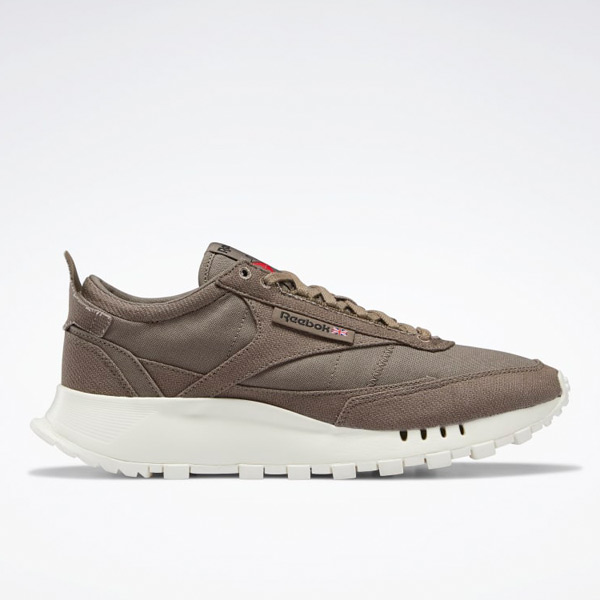 Reebok Unisex Classic Leather Legacy Grow Lifestyle Shoes in Trek Grey