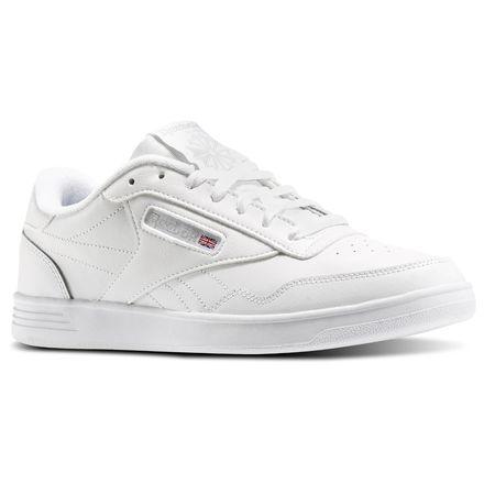 Reebok Club MEMT Men's Shoes White / Steel