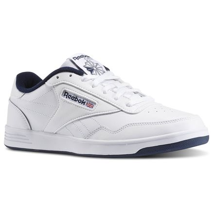 Reebok Club MEMT Men's White - Navy