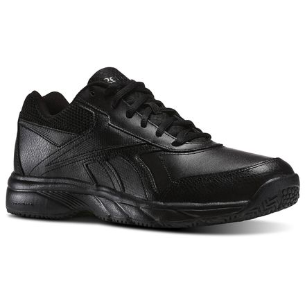 Reebok Work N Cushion 2.0 Men's Walking Shoes in Black