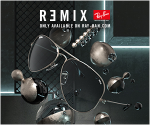 Ray-Ban Remix Customizable Sunglasses