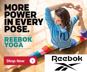 Shop Reebok Yoga Apparel Online