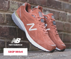 New Balance Athletic Shoe The 990 Jupiter and NB Athletics Collection