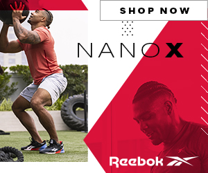 Shop the All New Reebok Nano X!