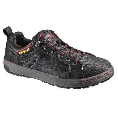 CAT Brode Steel Toe Work Shoe - Men - Black