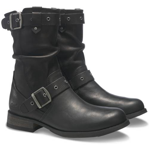 CAT Midi Boot - Women - Black
