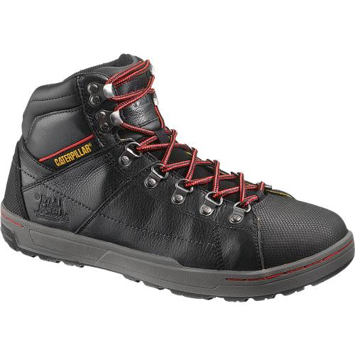 Caterpillar Men S Brode Steel Toe Shoes