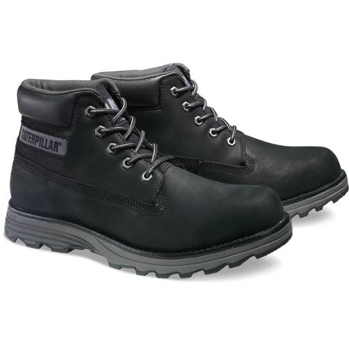 CAT Founder Boot - Men - Black