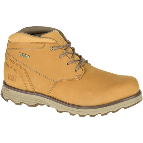 CAT Elude Waterproof Boot - Men - Honey Reset