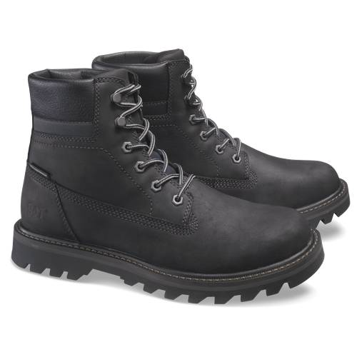CAT Deplete Waterproof Boot - Men - Black
