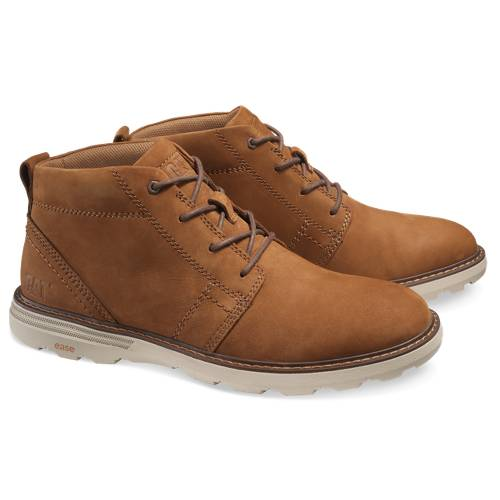 CAT Trey Boot - Men - Glazed Ginger
