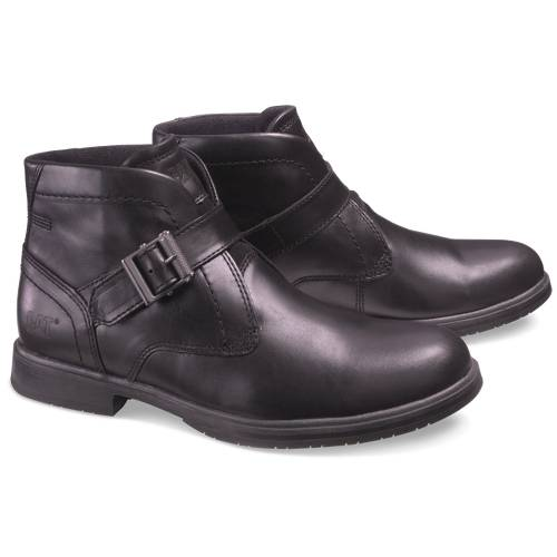 CAT Haverhill II Boot - Men - Black