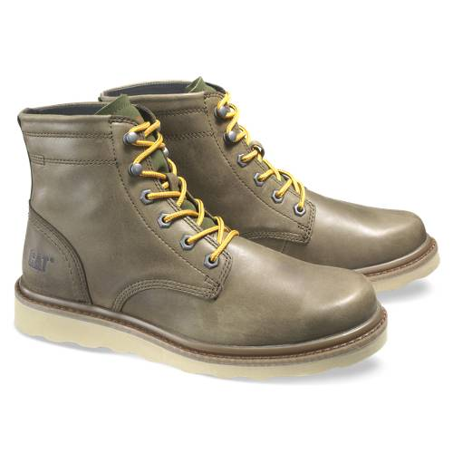 CAT Chronicle Boot - Men - Dark Olive