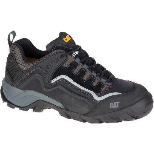 CAT Pursuit 2.0 Steel Toe Work Shoe - Men - Black