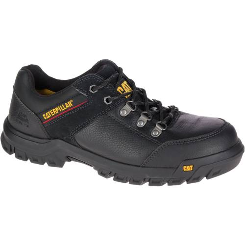 CAT Extension Steel Toe Work Shoe - Men - Black